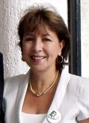 Dr. Martha C. Hijar, was accepted to be part of the National Academy of Medicine of Mexico. - 28Jun_MarthaHijar