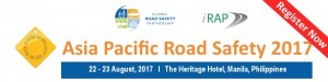 Register for Asia Pacific Road Safety 2017