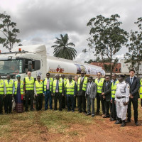 Transaid, GIZ* and Safe Way Right Way officially launch the Professional Driver Training – Uganda (PDTU) project