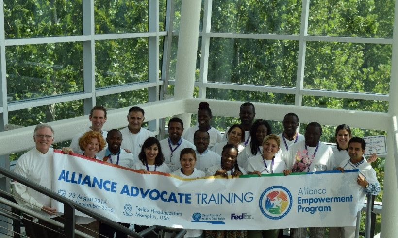Introducing The 2017 cohort of Alliance Advocates