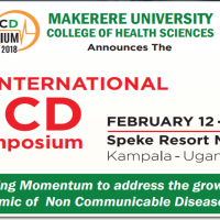 Register for Makerere University #NCD symposium, Kampala, February 2018