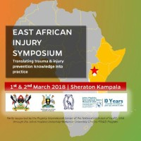 East Africa #InjurySymposium2018 is Back! Attend!