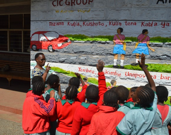 USalama Watch Initiative aims for safer school journeys in Kenya