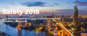 Safety 2018 World conference